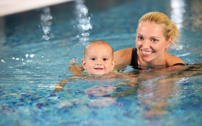 Parent and Child Swim Lessons (ages 6 mos. to 3 yrs.)