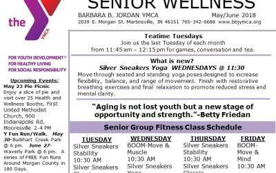 May June 2018 Senior Newsletter