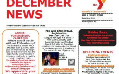 December 2018 Newsletter