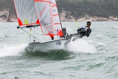 Image result for nick hardy sailing