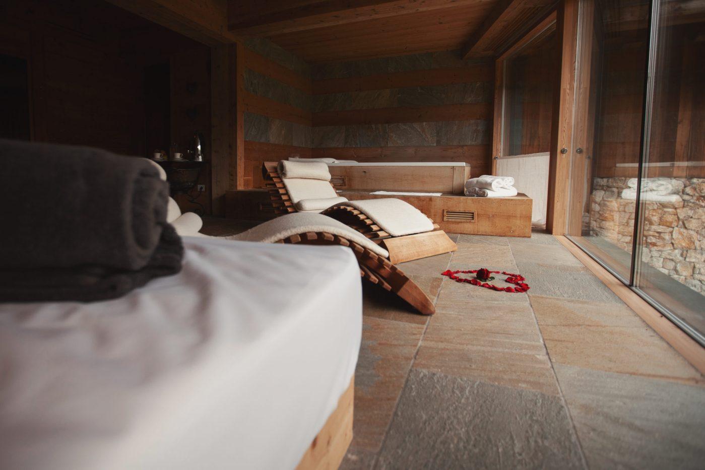 spa montgna