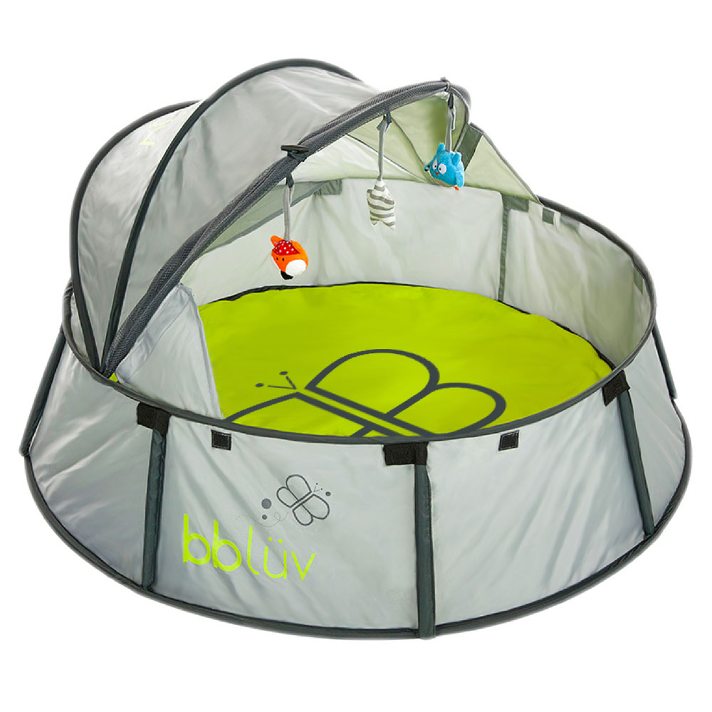 The Nidö 2 in 1 Travel & Play Tent travel product recommended by Anza Goodbar on Lifney.