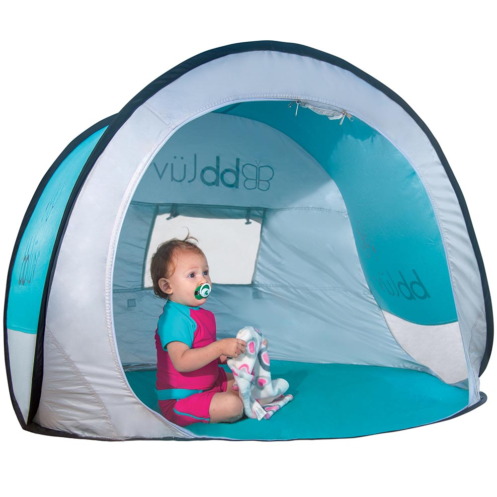 The bblüv Sunkitö Sun and Mosquito Play Tent travel product recommended by Anza Goodbar on Lifney.