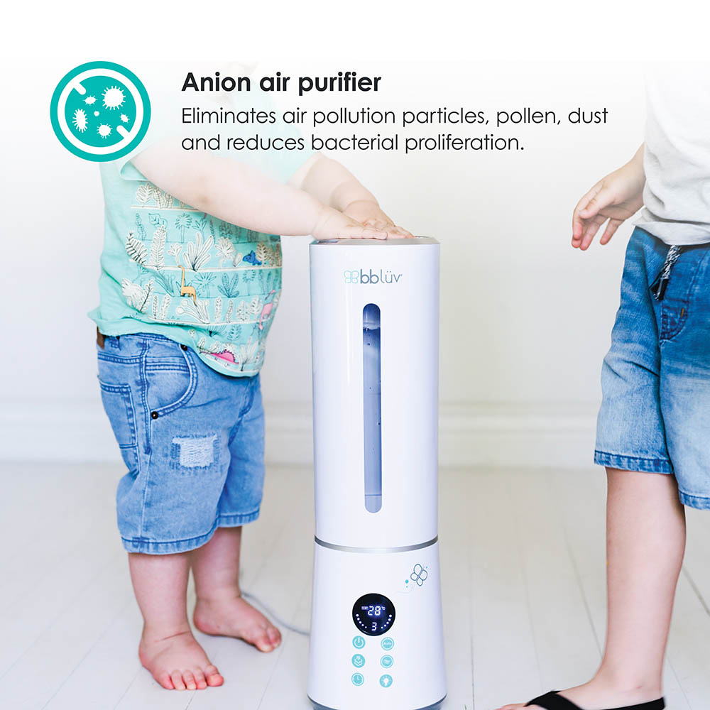 Ümi - 3-in-1 Ultrasonic humidifier & air purifier