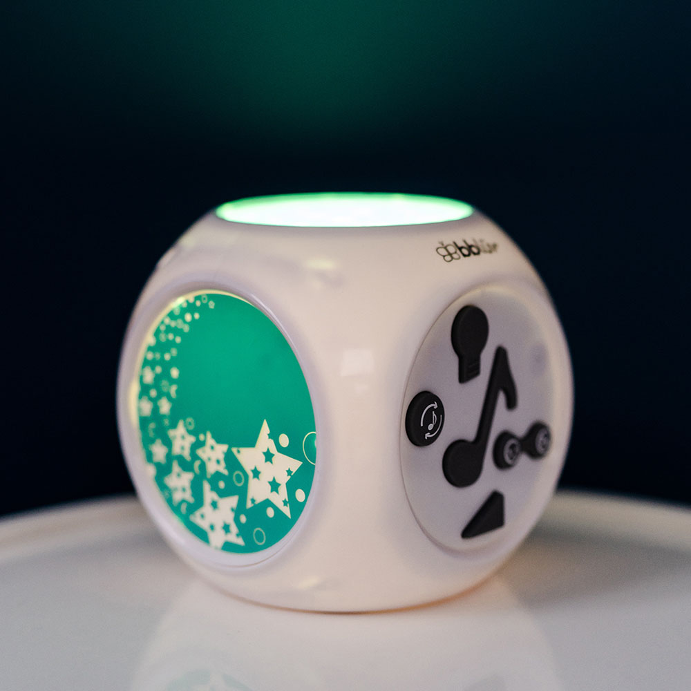 K 252 Be Sound Activated Musical Nightlight With Projection