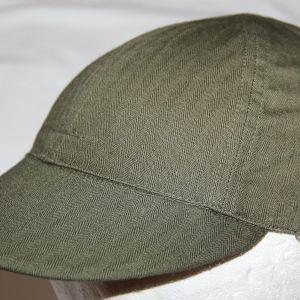 UNISSUED WWII USN HBT FIELD CAP