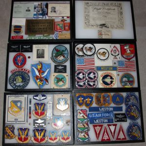 T. VIETNAM, HELMETS, CAPS, UNIFORMS, MEDALS, PATCHES, INSIGNIA, FIELD GEAR, PAPER ITEMS, KNIVES, BAYONETS