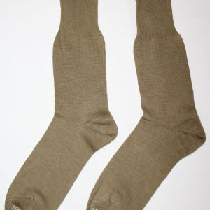 D002. UNISSUED WWII SIZE 11 1/2 SOCKS
