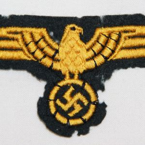O.022. WWII GERMAN KRIEGSMARINE EM/NCO BREAST EAGLE