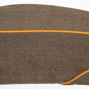 C070. WWII CAVALRY PIPED OVERSEAS GARRISON CAP
