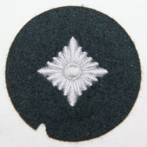O.117. WWII GERMAN ARMY OBERSCHUTZE RANK INSIGNIA