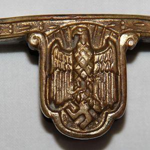 N045. WWII GERMAN OFFICER'S SWORD CROSSGUARD