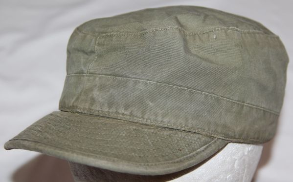 S017. KOREAN WAR M-1951 COMBAT FIELD CAP