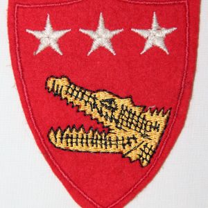 G061. WWII USMC 5TH AMPHIBIOUS CORPS PATCH
