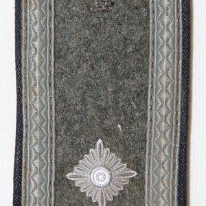 O.062. WWII GERMAN ARMY PIONEER FELDWEBEL SHOULDER BOARD