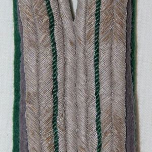 O.064. WWII GERMAN ARMY ADMINISTRATION OFFICIAL SHOULDER BOARD