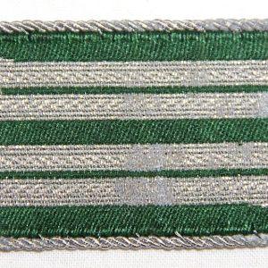 O.075. WWII GERMAN POLICE NCO COLLAR TAB