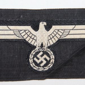 O.091. WWII GERMAN PANZER BREAST EAGLE