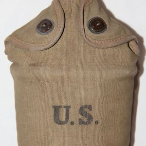 B091. NICE WWI 1918 DATED CANTEEN SET