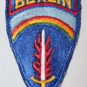 S044. KOREAN WAR ERA BERLIN COMMAND PATCH