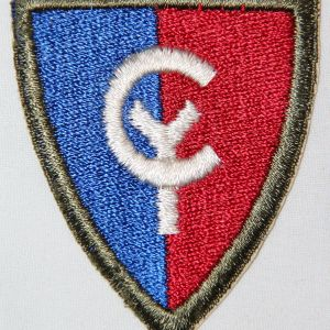 G103. WWII 38TH INFANTRY DIVISION PATCH