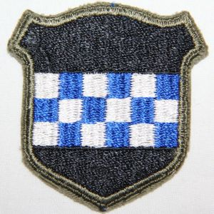 G106. WWII 99TH INFANTRY DIVISION PATCH