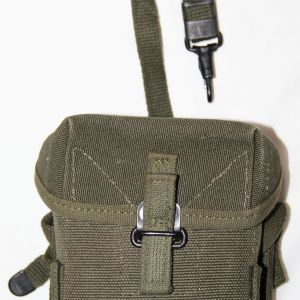 T106. UNISSUED VIETNAM SMALL ARMS AMMUNITION POUCH