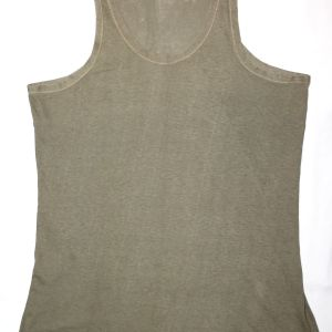 D043. WWII TANK TOP UNDERSHIRT