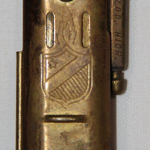 B143. WWI BOWERS WINDPROOF TRENCH CIGARETTE LIGHTER