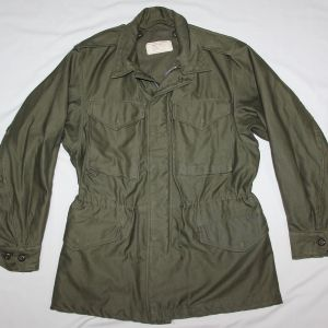 T110. NICE EARLY VIETNAM 1964 DATED COMBAT FIELD JACKET