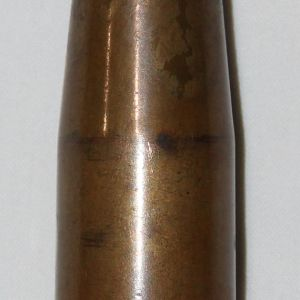 M032. INERT WWII GERMAN 1938 DATED 20MM HE ANTI AIRCRAFT ROUND