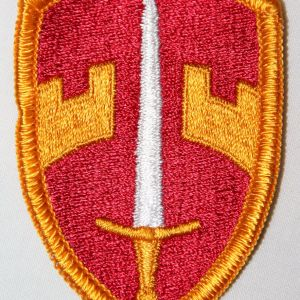 T114. VIETNAM MACV MILITARY ASSISTANCE COMMAND PATCH