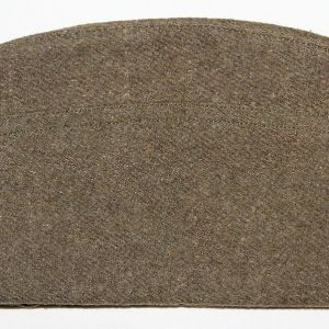 B150. WWI OVERSEAS GARRISON CAP WITH US NATIONAL ARMY DISK