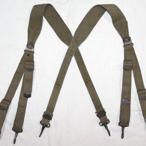 E168. WWII M1936 COMBAT SUSPENDERS