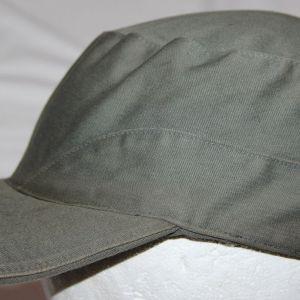 T138. PRE VIETNAM USAF SAGE GREEN HEAVY FIELD CAP