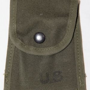 T159. NICE VIETNAM 1966 DATED FIRST AID OR COMPASS POUCH