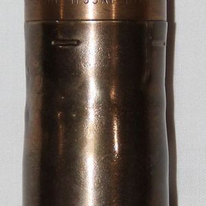 E240. INERT WWII M55A1 37MM TRAINING ROUND FOR P39 AIRACOBRA
