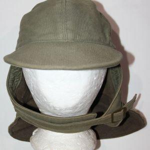 C059. WWII USN FOUL WEATHER DECK CAP