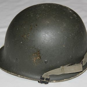 U033. GULF WAR IRAQI M80 COMBAT HELMET