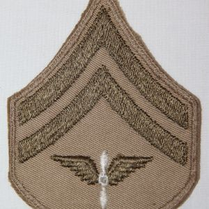 G168. PRE WWII AAF CORPORAL CHEVRON