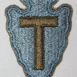 G170. WWII 36TH INFANTRY DIVISION PATCH
