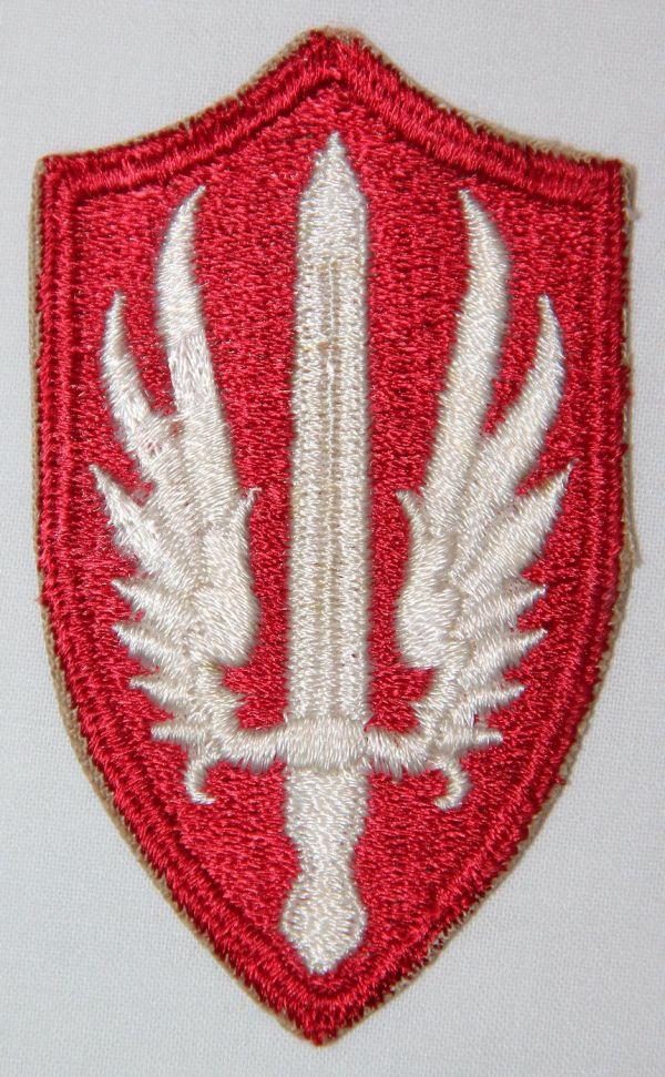 S111. KOREAN WAR SCARWAF PATCH