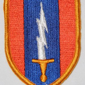 T233. VIETNAM 1ST SIGNAL BRIGADE PATCH
