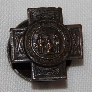 A055. UNITED SPANISH WAR VETERANS LAPEL PIN