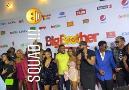 Check Out More Stunning Photos From The Big Brother Naija Winners Party (Photos)