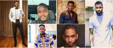 Top 10 Most Handsome Big Brother Naija Male Housemates