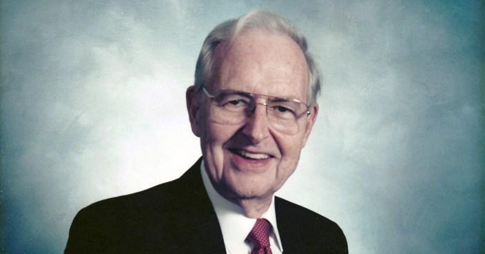 Glad Tidings - Dr. J. Allen Blair