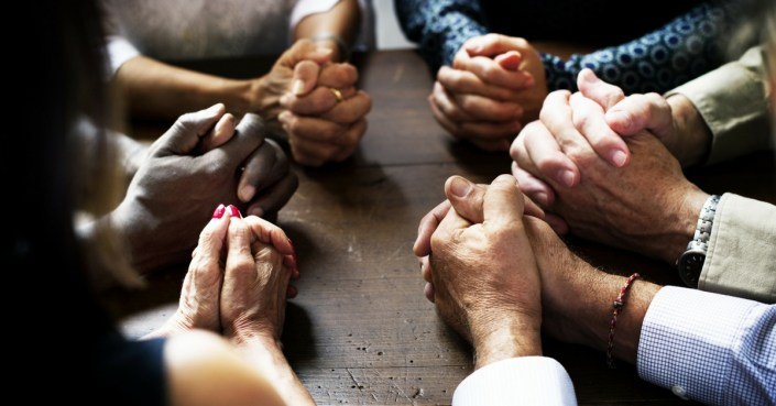 家族の祈り