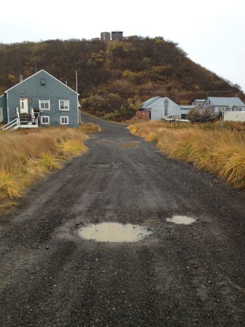 Tribal Transportation Program - Clarks Point