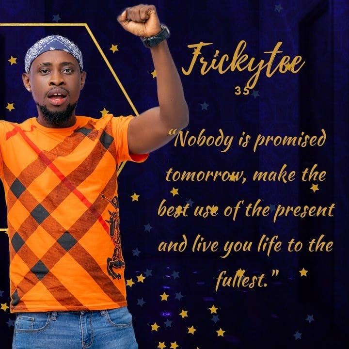Trickytee BB Naija 2020: Trickytee Biography and Profile